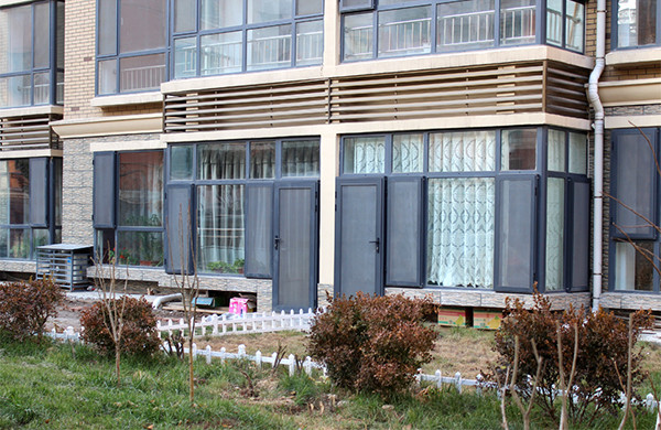 ballbet网防盗纱窗安装案例