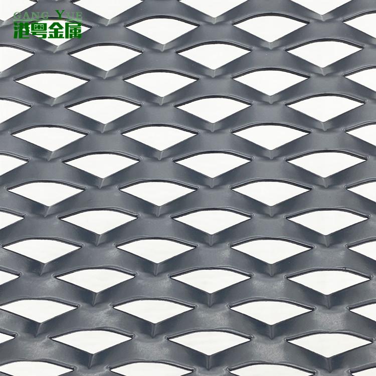 金属铝拉网板的作用与优点